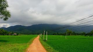 Phong thủy ở khu vực ở nông thôn