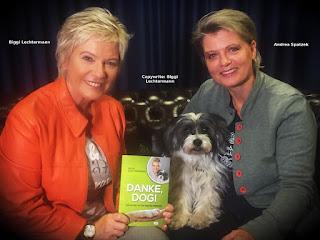Biggi Lechtermann, Tibet-Terrier Tilly, Andrea Spatzek