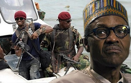 BREAKING: How Niger Delta Avengers Break Silence, Throws Heavy Bombshell At President Buhari