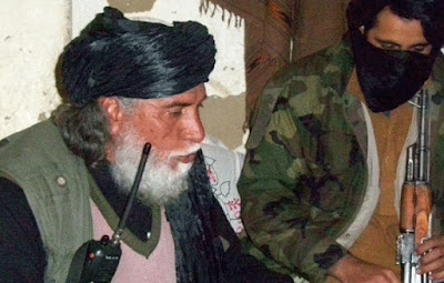 Muslim Khan was the face of the Swat Taliban for many months