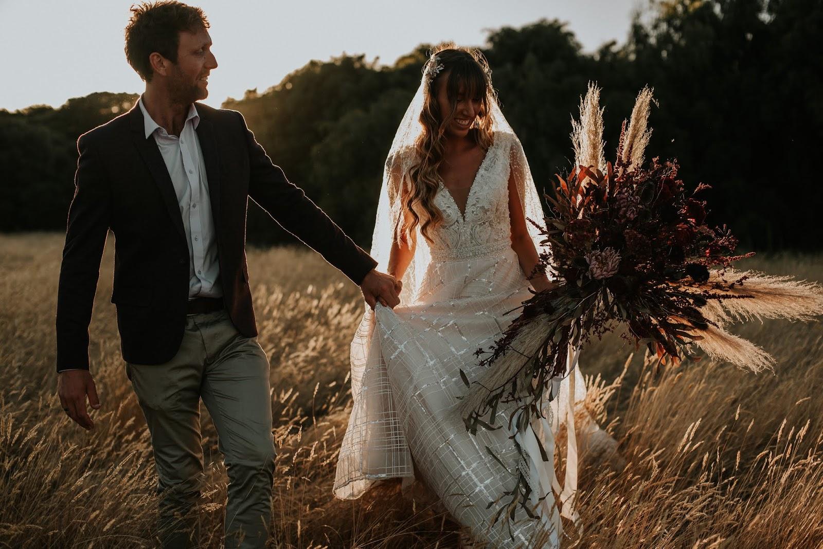MARGARET RIVER DIY WEDDING | MILA AND JESSE