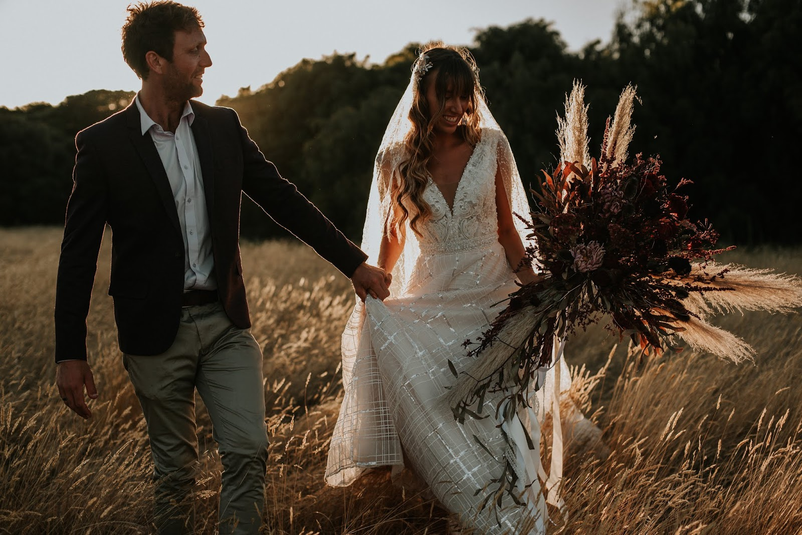 LOVE: MILA + JESSE | DIY LUXE BOHEMIAN WEDDING MARGARET RIVER WA