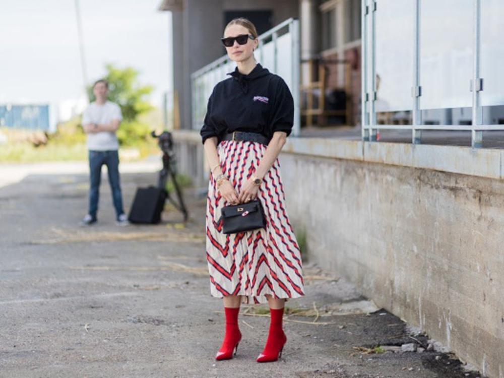 Die schönsten Looks mit Lack Ankle Boots: