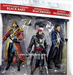 Artikel berisi tentang review menarik assassins creed golden age..atau action figure assassin's creed..review produk mainan set action figure hero