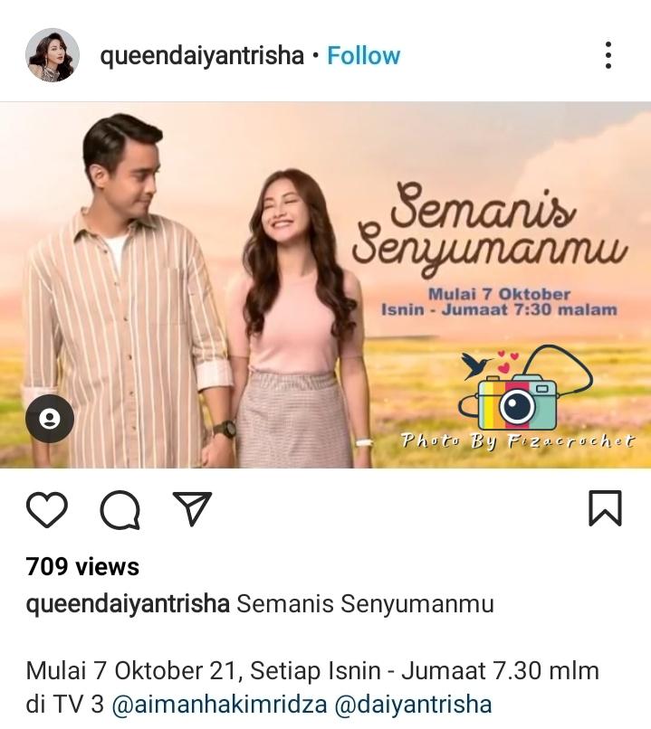 Akasia terbaru Oktober tv3
