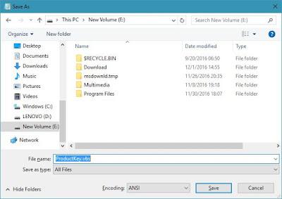 Cara Melihat Lisensi Windows 10 dan Office tanpa software