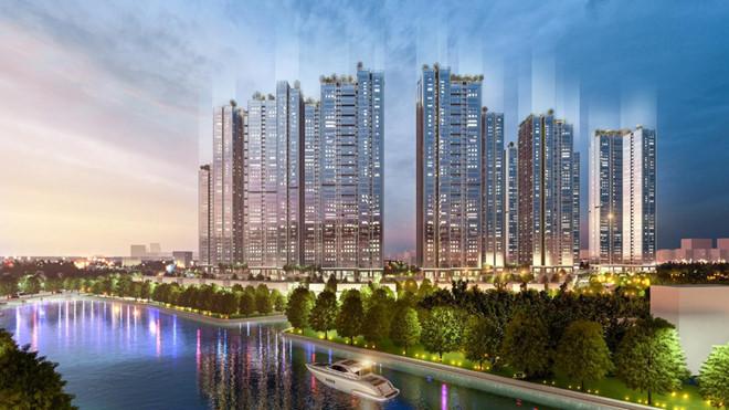 Dự án Sunshine City Sài Gòn