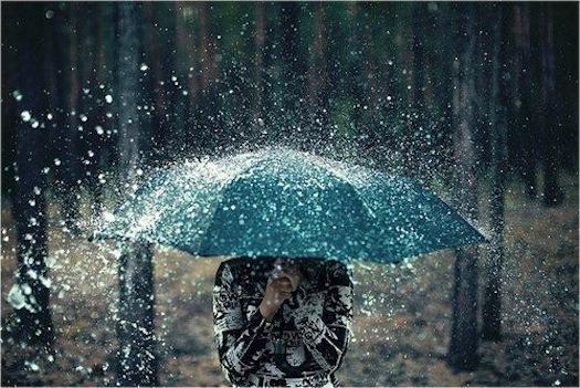 Como passar os Dias de Chuva