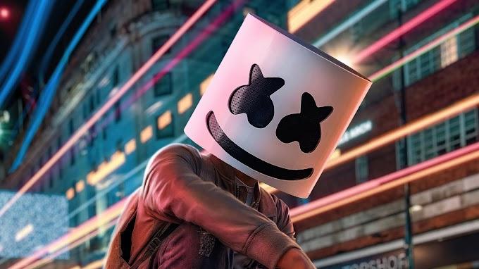 Papel de Parede para Celular DJ Marshmello