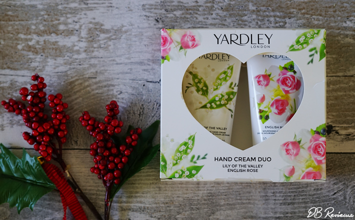 Yardley London Nourishing Hand Cream Duo