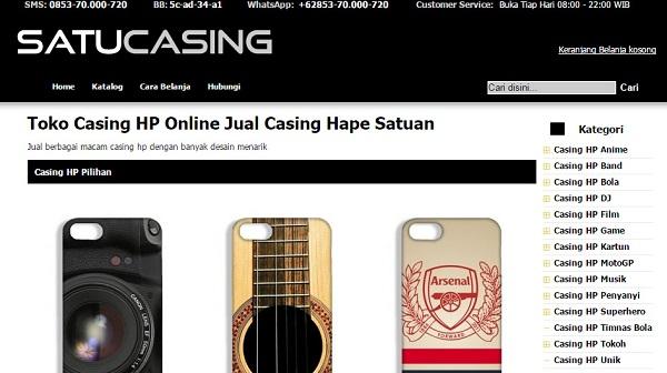 Casing HP Hardcase