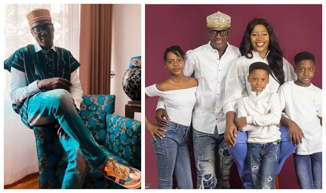 You're irreplaceable – Sound Sultan's wife, Farida pays tribute to her husband as she celebrates their 12th wedding anniversary