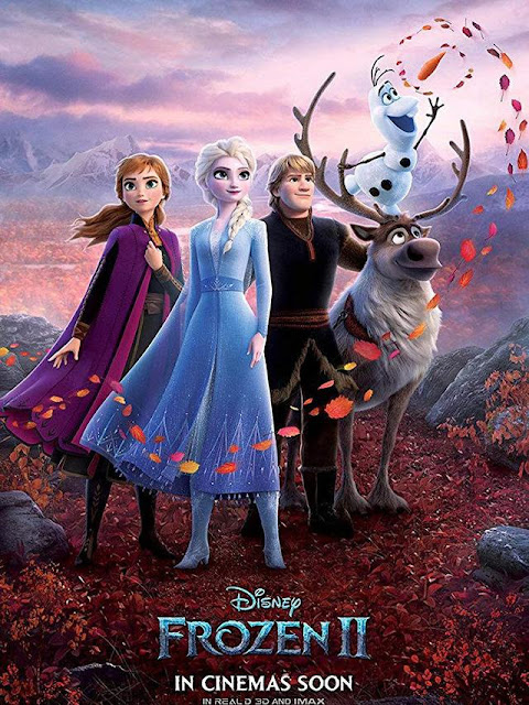 Official Poster Frozen 2