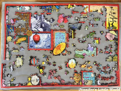 The Red Box jigsaw from Ravensburger review