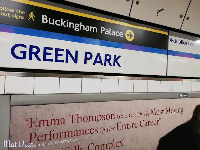 Percutian London Buckingham Palace & Big Ben