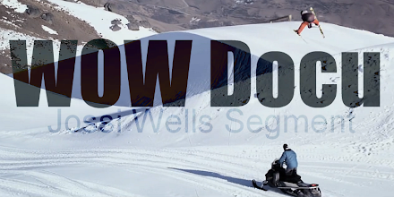 Wintersport - Freestyle Ski : Winter of Wells - Teaser aus dem Jossi Wells Part ( 1 Video )