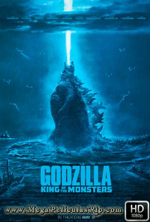 Godzilla 2: El Rey De Los Monstruos [1080p] [Latino-Ingles] [MEGA]