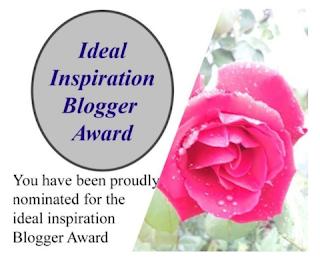Ideal Inspiration Blogger Award | Feaured with permission on www.BakingInATornado.com | #MyGraphics #blogging