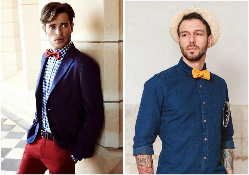 Conteúdo Masculino - Moda masculina   lifestyle  Gravata Borboleta  quando  e como usá-las  22ea112df3f