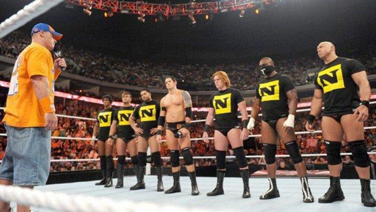 Matt Cardona quase liderou o Nexus na WWE