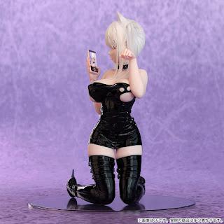 Fots Japan - Selfie Nekomimi Girl Footless Ver. 1/4, Fots Japan