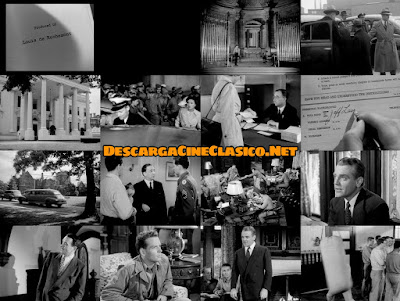 Calle Madeleine nº 13 (1947) 13 Rue Madeleine / Fotogramas