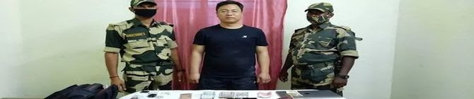 BSF Apprehends Chinese National Along India-Bangladesh Border In West Bengal