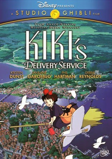 Watch Kiki's Delivery Service (1989) Online For Free Full Movie English Stream