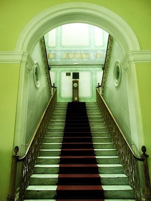 Escadaria da Prefeitura de Pelotas