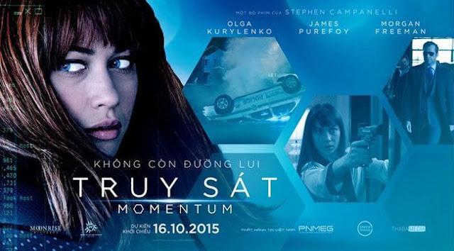 Truy Sát - Momentum (2015)