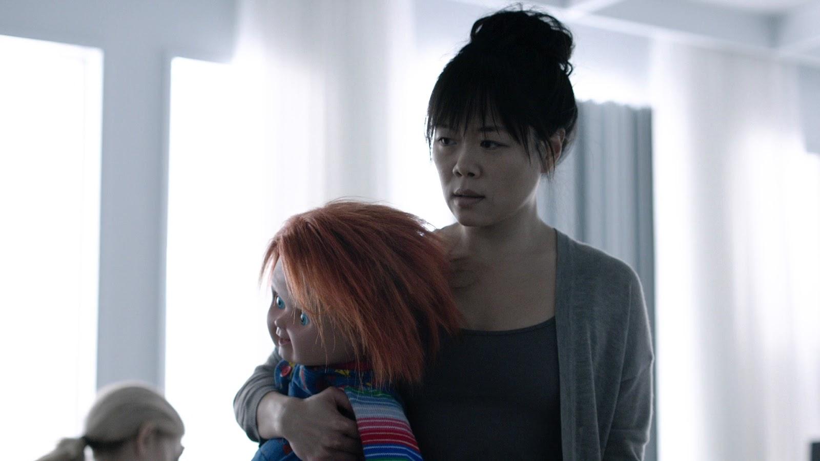 El Culto de Chucky (2017) UNRATED 1080p Latino - Ingles captura 1