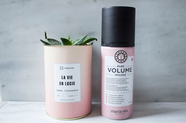 Maria Nila Pure Volume