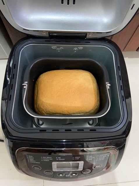 roti sudah matang