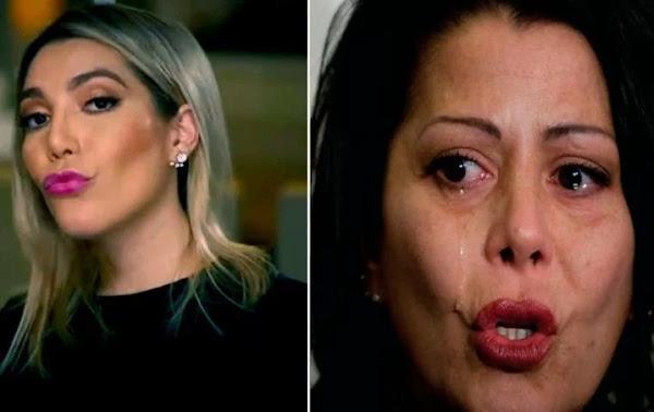 Alejandra Guzmán explota, saca de su testamento a su desgraciada hija Frida Sofía.