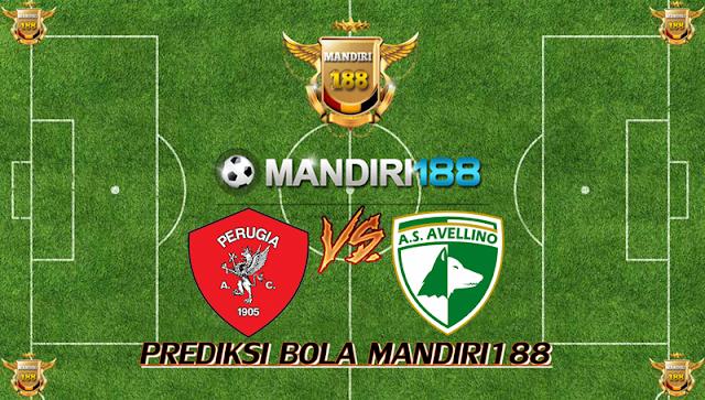 AGEN BOLA - Prediksi Perugia vs Avellino 7 November 2017