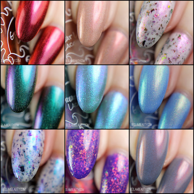 Great Lakes Lacquer Westworld Collection | Black Friday Extravaganza 2019