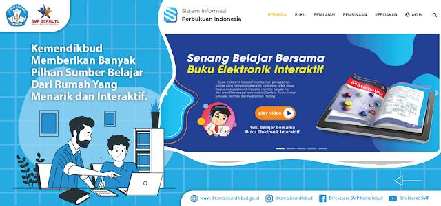 Akses E-book Buku Pelajaran Gratis di buku.kemdikbud.go.id