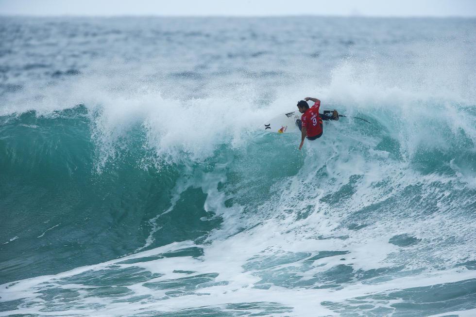 10 Michel Bourez Rip Curl Pro Bells Beach Foto WSL Ed Sloane