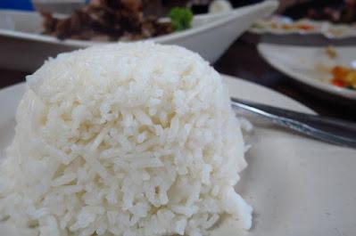 Dee Tongue Thai by Rung Mama, rice