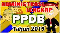 Kumpulan Administrasi PPDB 2019 Terlengkap
