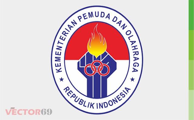 Logo Kemenpora (Kementerian Pemuda dan Olahraga) Indonesia - Download Vector File CDR (CorelDraw)
