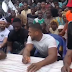 (VIDEO) watch Anthony Joshua's reaction after little girl asked why he hasn't been boxing for nigeria