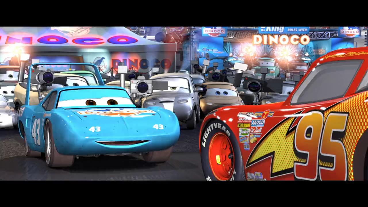 Cars (2006) BRRip 720p Latino – Ingles captura 1