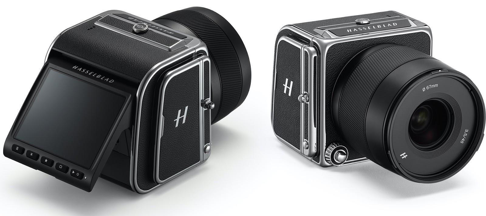 Hasselblad 907X 50C с двух сторон