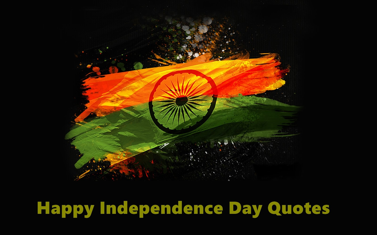 Independence Day Quotes 2016