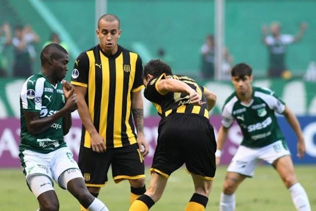 Peñarol vs Deportivo Cali VER EN VIVO ONLINE por la Copa Sudamericana Partido de Vuelta.