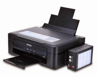 ideal for domicile offices in addition to students looking to impress Epson L210 Printer Driver Download