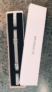 Aphrodite Mesh Bracelet