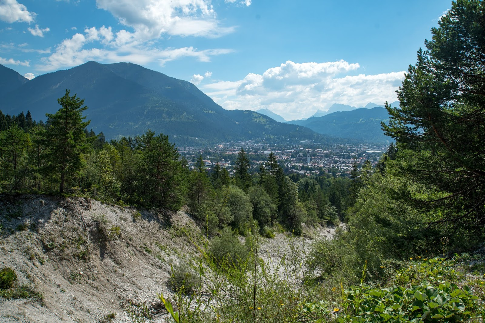 Klettersteigset Leihen Garmisch Partenkirchen : Wanderung zur stepbergalm wandern garmisch partenkirchen