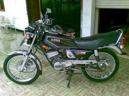 RX King si motor jambret